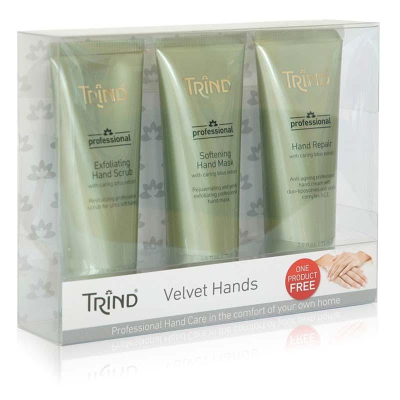 Trind Set Trio Manucure