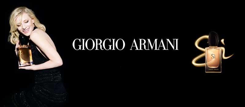 Giorgio Armani parfum Si pas cher