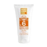 Sun Defense huile gelifiée SPF6