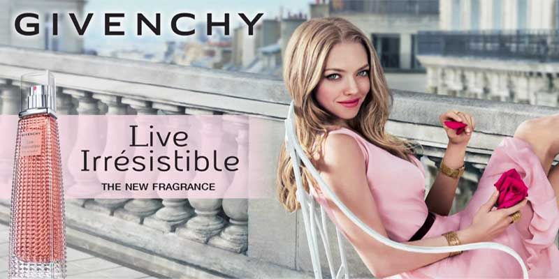 givenchy parfum live irresistible pas cher