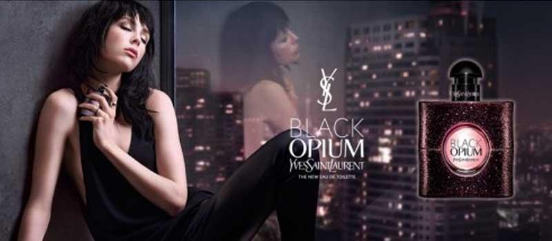 ysl parfum black opium