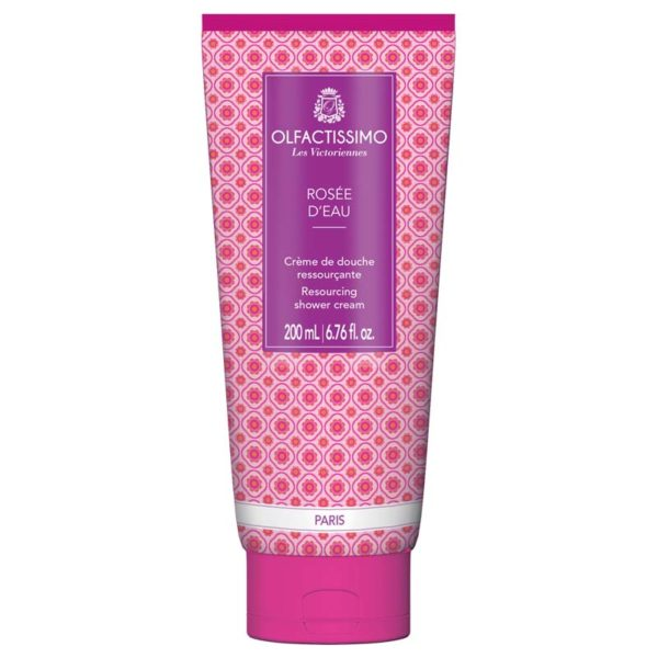 Olfactissimo creme douche rosee d'eau