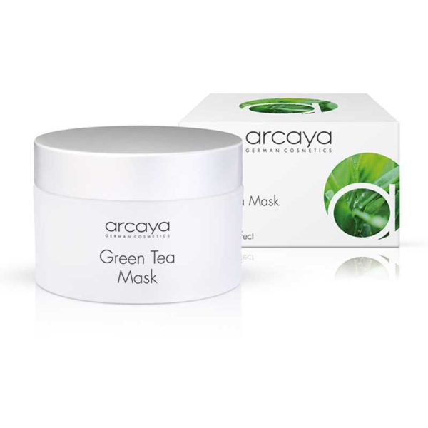 arcaya Green Tea Mask