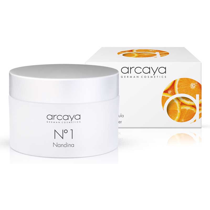 arcaya n° Nandina Cream 100ml