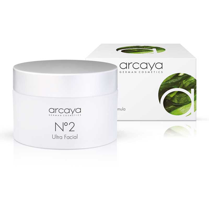 arcaya no2 Ultra Facial cream