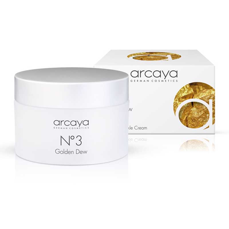 arcaya n°3 Golden Dew Cream 100ml