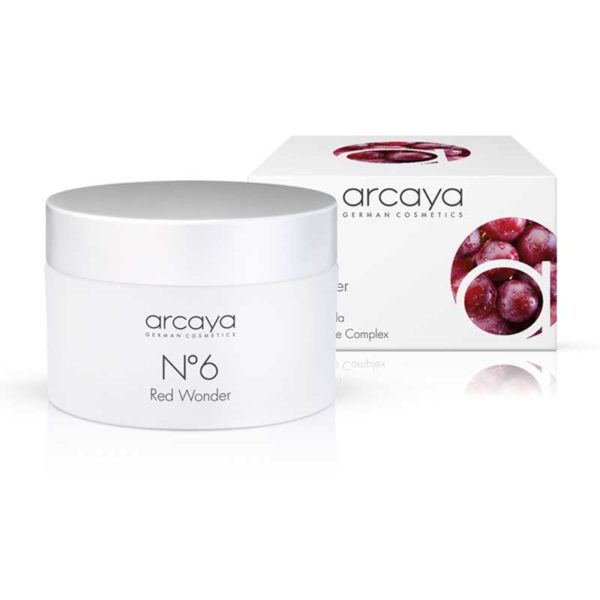 arcaya no6 Red wonder cream