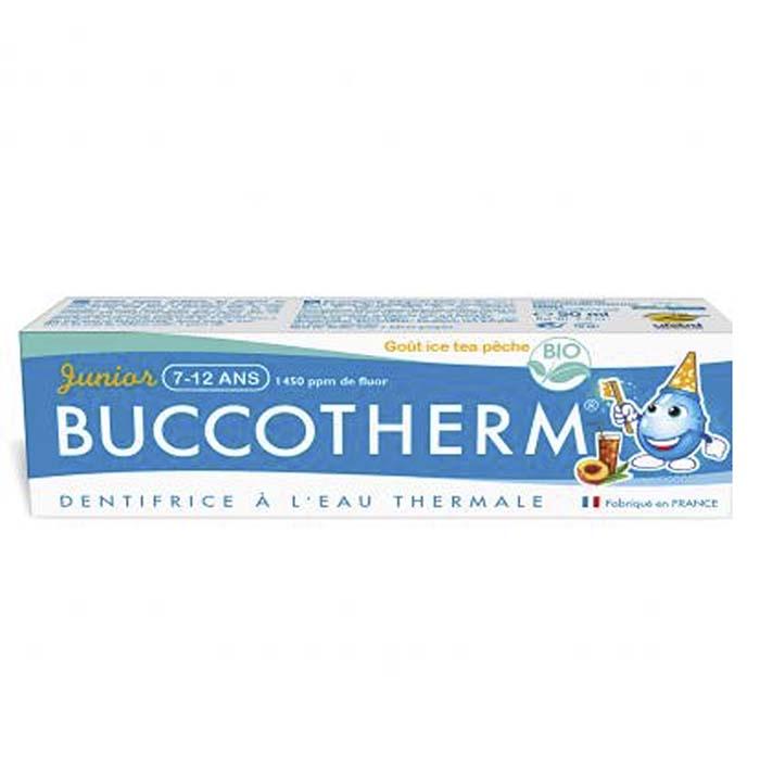 Buccotherm dentifrice junior ice tea bio