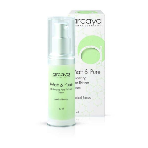 arcaya Matt & Pure serum