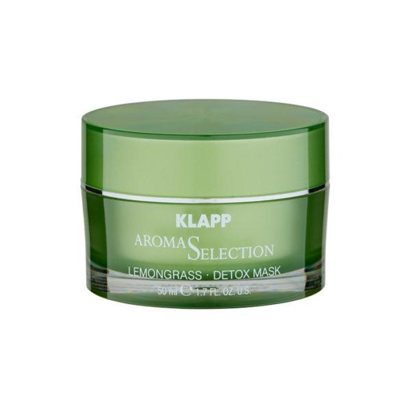 Klapp Aroma Selection Lemonrass Detox Mask