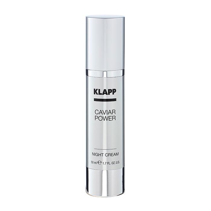 klapp Caviar Power night cream