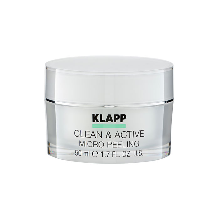 klapp Clean Active Micro Peeling