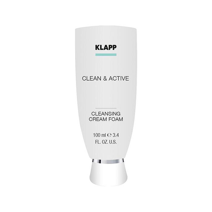 Klapp Cleansing Cream Foam