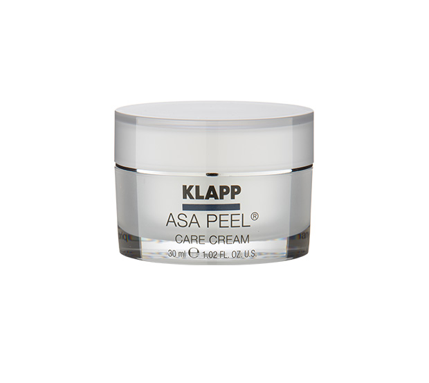 klapp asa peel care cream