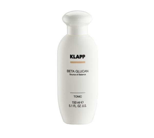 klapp beta glucan tonic