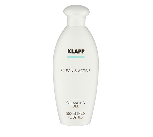 klapp cleansing gel