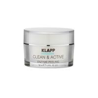 Klapp Clean & Active Enzyme Peeling 50ml