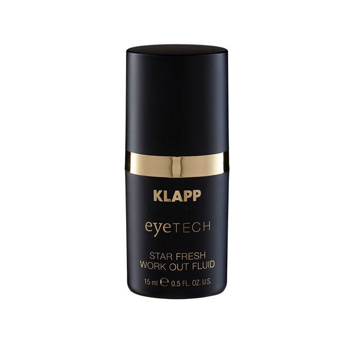 klapp eyeTECH Star Fresh Work-Out Fluid