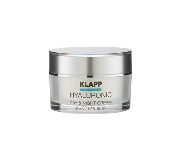 klapp hyaluronic day night cream
