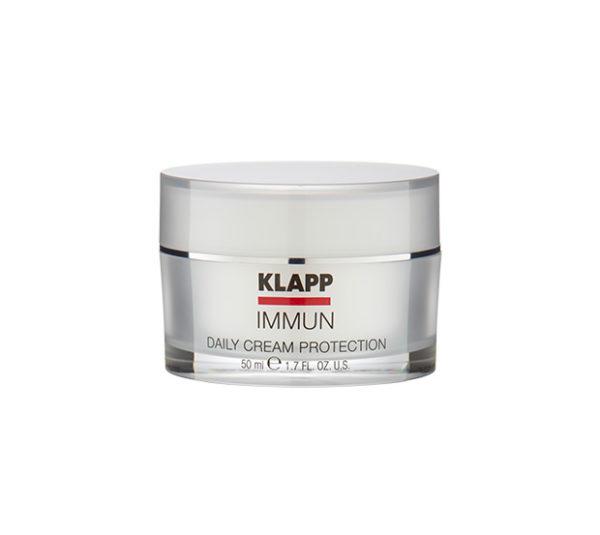 klapp immun daily cream protection