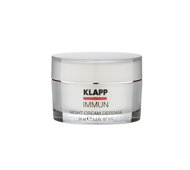 klapp immun night cream-defense