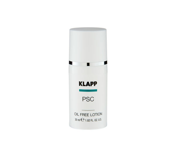 klapp psc oil free lotion