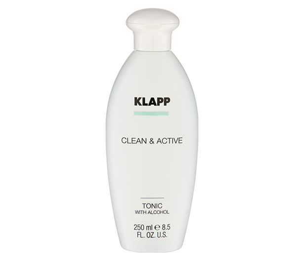 klapp tonic with alcohol